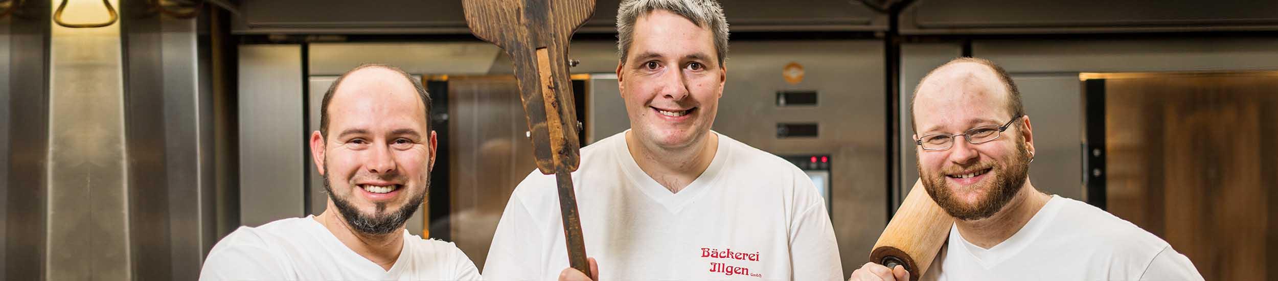 Bäckerei Illgen - Karriere
